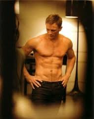 Another 44 year old actor who starred as James Bond in Casino Royale (2006), The Golden Compass (2007), Quantum of Solace, Defiance (2008).