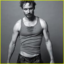 He starred in X-Men but most recently starred in Prometheus (2012).
